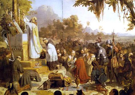 O protagonismo dos Franciscanos na Evangelização no Brasil