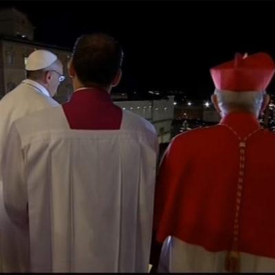 Cinco anos de Francisco: a Igreja de volta
