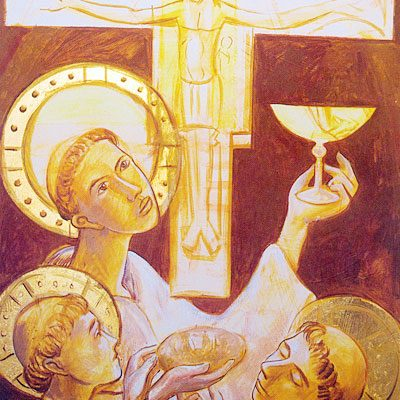 Quando a Eucaristia se torna Vida!