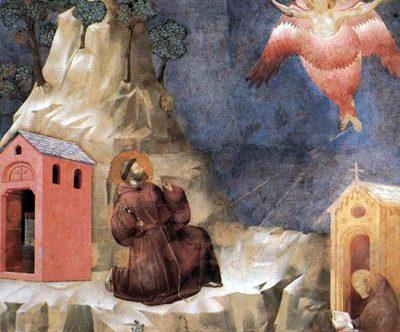 A Oração de São Francisco de Assis