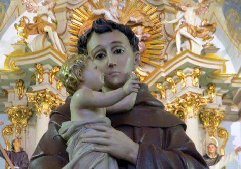 SANTO ANTÔNIO DE LISBOA - Amável santo do mundo inteiro