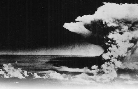 69/70 anos da bomba atômica sobre o Japão: a arma da autodestruição da espécie?