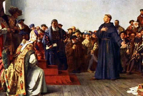 Os 500 anos da Reforma, uma oportunidade histórica