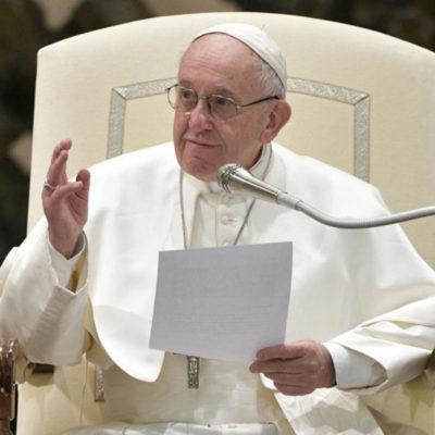 Mensagem do Papa Francisco para o Dia Mundial do Doente