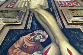 Via-sacra com Francisco