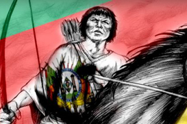 Queremos nossos mártires vivos