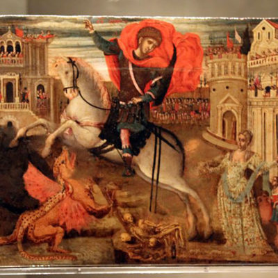 São Jorge: os pobres matam todo santo dia um dragão