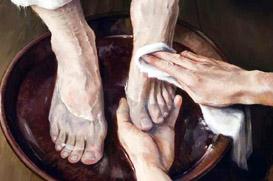 Lava-pés: Quinta-feira Santa
