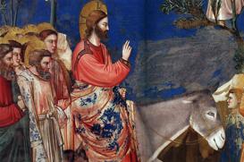 Domingo de Ramos e da Paixão