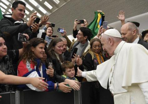 Mensagem do Papa para o Dia Mundial das Comunicações Sociais