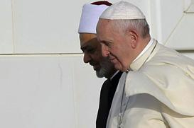 Papa Francisco e o Diálogo inter-religioso