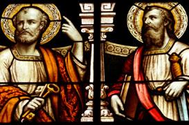Solenidade dos apóstolos Pedro e Paulo