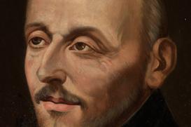 Santo Inácio de Loyola, o peregrino