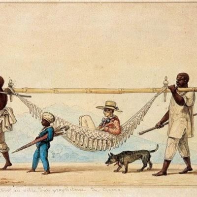 A história foi escrita pela mão branca, com a tinta do sangue de pessoas escravizadas