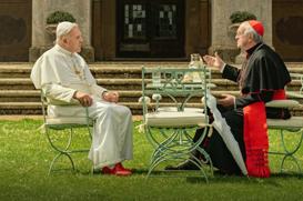 """""""Dois Papas"""": o encontro pessoal derruba muros ideológicos e redescobre ohumano"""
