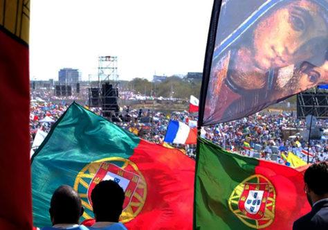 Mensagem do Papa para a XXXV Jornada Mundial da Juventude