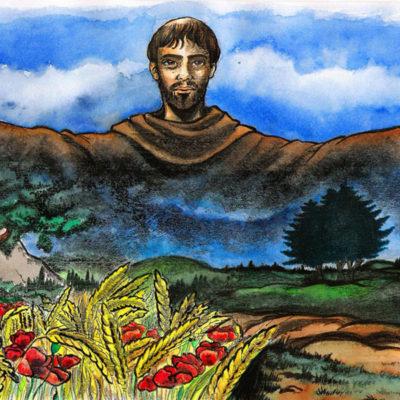 Francisco de Assis em quem o ser humano teve jeito