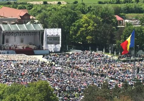 Viagem apostólica à Romênia