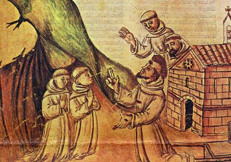 Irmãos como dom, a experiência de Francisco de Assis