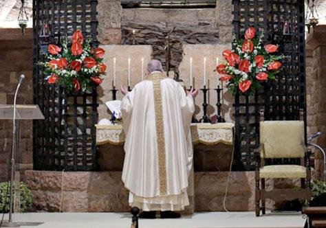 O modo franciscano de comunicar a partir de acenos da Encíclica Fratelli tutti
