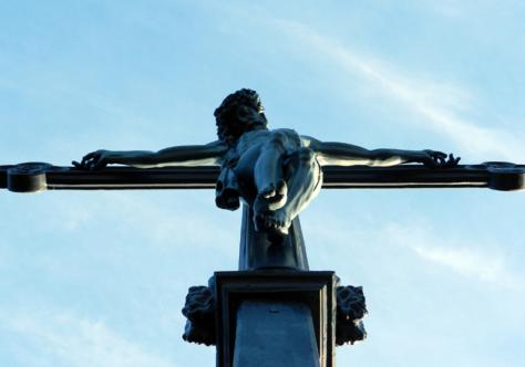 O erótico da cruz