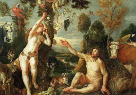 A nudez, o fruto proibido, a serpente e o sofrimento humano na inspiração de GN 3,9-24