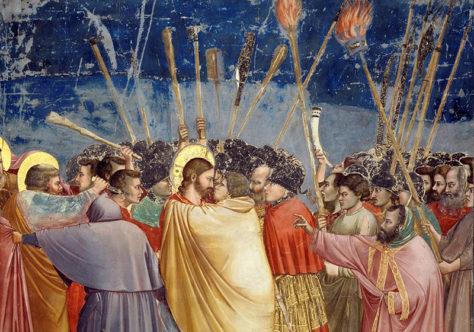 Caminhando com Jesus neste início de Semana Santa