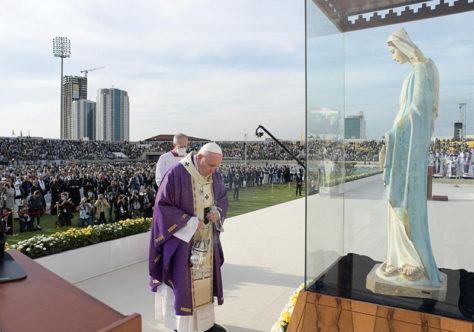 Papa: em meio às feridas humanas, Igreja no Iraque testemunha a misericórdia de Deus