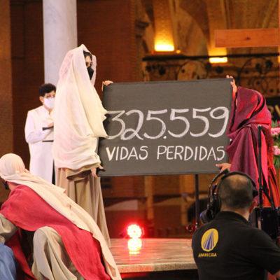 Celebrar a Páscoa em meio à pandemia