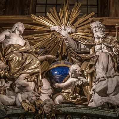 Trindade: a união no amor, na diversidade plural e na Igreja de batizados (Mt 28,16-20)