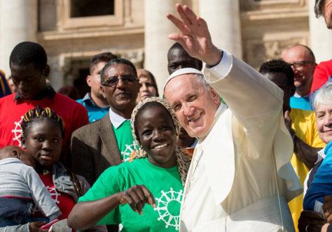 Mensagem do Papa para o 107º Dia Mundial do Migrante e do Refugiado