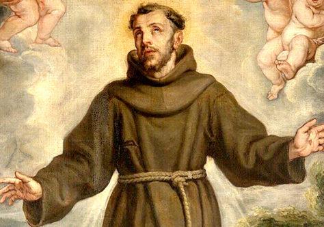 Liturgia da Palavra: Papa Francisco e Francisco de Assis