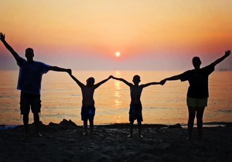 """""""Que as famílias não percam a capacidade de sonhar"""""""