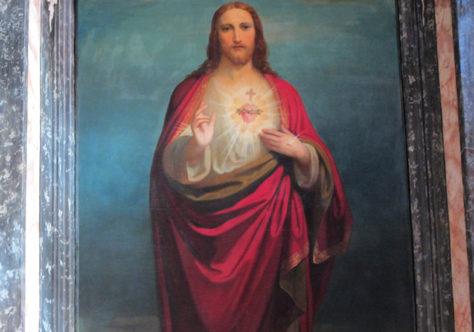 O Sagrado Coração e a cruz, o sangue e água (Jo 19,31-37)