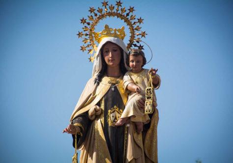 A Mãe e os irmãos de Jesus. A Senhora do Carmo e o escapulário (Mt 12,46-50)