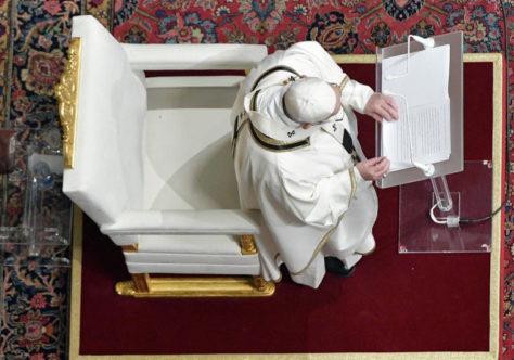 O simbólico e o real que emanam de Pedro, de Paulo e de Francisco, o Papa!
