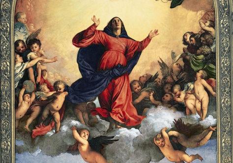 Assunção, dormição ou ressurreição de Maria?