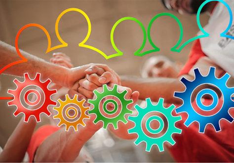 Trabalho em equipe: Desafios e superação