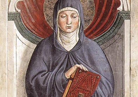 Santa Mônica, as virgens do óleo e o noivo do 'dia seguinte' na inspiração de Mt 25, 1-13