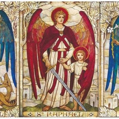 Miguel e a batalha entre anjos bons e maus em Ap 12,7-12 e hoje