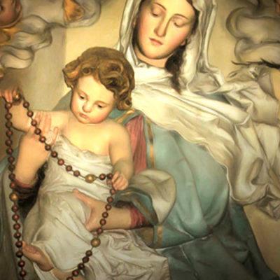 Maria, a Senhora do Rosário que inspirou a resistência de escravos negros e a guerra religiosa de Lepanto (Lc 1,26-38)