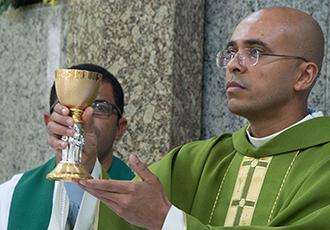 Ordenação Presbiteral de Frei Edvaldo Batista Soares