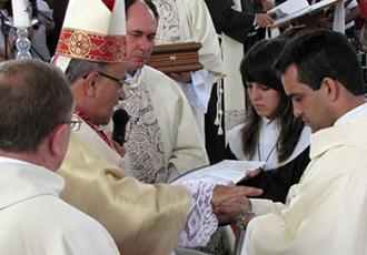 Ordenação Presbiteral de Frei Alisson Zanetti