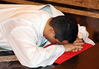 Ordenação Presbiteral de Frei João Francisco da Silva