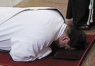 Ordenação Presbiteral de Frei Gustavo Wayand Medella