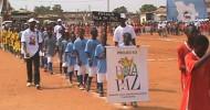 Angola - Bola da Paz