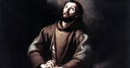 Francisco em oração, de Bartolomé Esteban Murillo