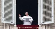 Il primo Angelus  di Papa Francesco